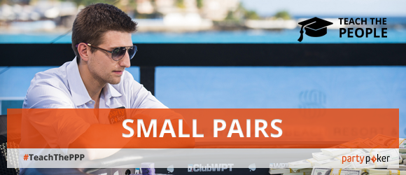 how to play small pairs